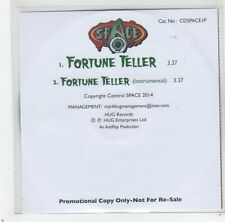 (GC843) Space, Fortune Teller - 2014 DJ CD