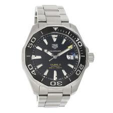 TAG Heuer Aquaracer Men's Black Watch - WAY201A.BA0927