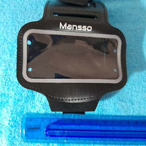 Phone/iPod/Music Player Armband - Black - New - MANSSO