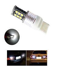 2 X Premium T20 7443 7440 W21W W21/5W Dual Filament Pure White LED Light Bulb