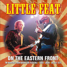 LITTLE FEAT w LOWELL GEORGE New 2017 UNRELEASED 1978 FINAL TOUR TOKYO JAPAN CD