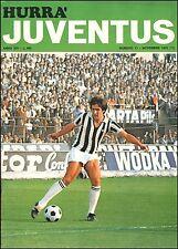 HURRA' JUVENTUS 11-1976 SCIREA BONIMBA MARCHETTI PELE' CAUSIO CABRINI MONTANO