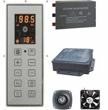 KL-903  Steam Room Controller(wet steaming )+ 3KW Generator+Fan+speaker