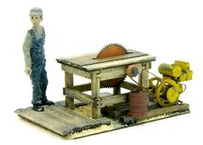 O SCALE On3/On30 BANTA MODEL WORKS #724 Farmers Table Saw