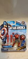 "MARVEL UNIVERSE 3.75"" CAPTAIN AMERICA FORTRESS ASSAULT MISSION FIGURE"