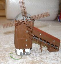 G13  Vollmer 3628 Altweibermühle Tripsdrill mit Rutsche mit Motor gebaut HO