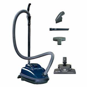 Sebo Model  9679AM Airbelt K2 Kombi Canister Vacuum Cleaner Set Dark Blue