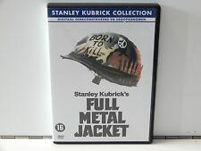 DVD FULL METAL JACKET STANLEY KUBRICK COLLECTION REGION 2 DUTCH SUBS