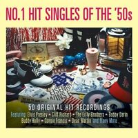No. 1 Hit Singles Of The '50s [The Best Of / Greatest Hits] 2CD NEW/SEALED