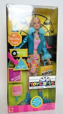 2001 Barbie Toys R Us Times Square New York Doll Mint in Box