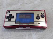 Game Boy Micro NTSC-J (Japan) Consoles