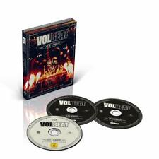Volbeat - Let´s Boogie (2018) 2CD+BR Special Limited Edition Neuware
