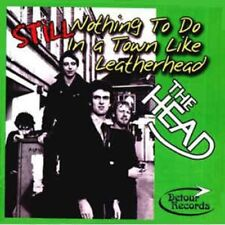 HEAD - Still Nothing To Do In A Town Like Leatherhead (Detour) CD