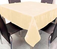 Unbranded Rectangular 100% Cotton Tablecloths