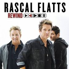 RASCAL FLATTS REWIND CD NEW Opened