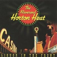 The Reverend Horton Heat - Liquor in the Front [New CD]