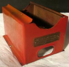 Vintage Weeden Electric Steam Engine Toy Model No 702 Firebox Boiler Stand Parts