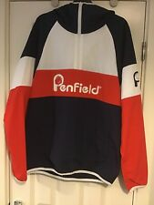 Penfield Jacket White/Red/Blue Size M (lot15)