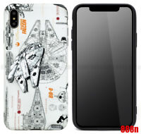 Star Wars BB-8 Galaxy Phone Case For Apple iPhone XS Max XR X 8 7 Plus 6 6S