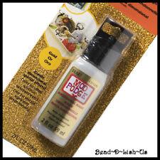 MOD PODGE - 2oz / 59ml Dimensional Magic Glaze Glue Decoupage  - Glitter Gold.