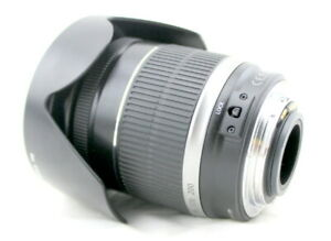 Canon EF-S 18-200mm f/3.5-5.6 IS Lens - Black