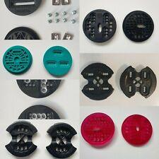 BURTON snowboard Disques Binding plaques de fixation 3/4 holes neufs