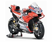 Ducati Desmosedici (Andrea Doviziosa MotoGP 2018) Diecast Model Motorcycle