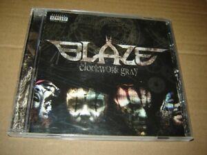 Blaze Ya Dead Homie - Clockwork Gray CD 2007 Psychopathic horrorcore rap
