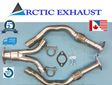 FITS: 2003-2008 INFINITI FX35 3.5L & FX45 4.5L FLEX Y-PIPE DIRECT-FIT