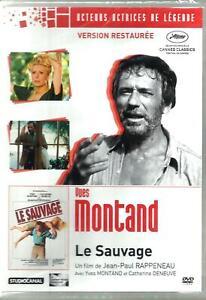 LE SAUVAGE ; Catherine Deneuve - Yves Montand - DVD NEUF SOUS BLISTER