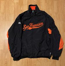 Majestic San Francisco Giants Thermabase Jacket Size Youth XL 18-20