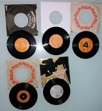 N°5 45 rpm Bowie Heroes Space Oddity Rock 'N' Roll Suicide Rebel Rebel UK US