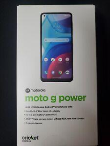 Motorola Moto G Power (2021) - 64GB - Flash Gray (Cricket)