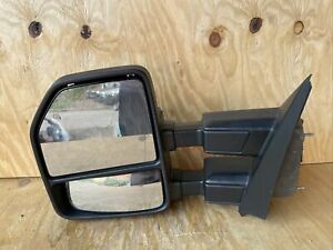 2017 2018 2019 Ford F250 F350 Super Duty Side Mirror Left LH Driver OEM Heated