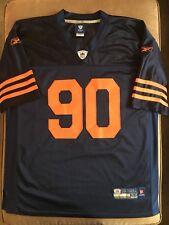 Onfield Reebok NFL - Chicago Bears - #90 Julius Peppers Bears Jersey Size XL 52