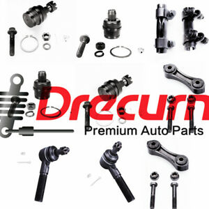 10PC Front Ball Joint Tie Rod Sway Bar Link Kit For Ranger B2300 B3000 B4000 RWD