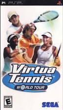 Virtua Tennis World Tour PSP New Sony PSP