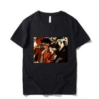 Samurai Champloo  Kasumi Fuu Mugen Jin  Printed Unisex T-Shirts 100% Cotton