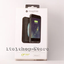 Mophie Charge Force iPhone 7 iPhone 8 Battery Case & Wireless Charger Base Black