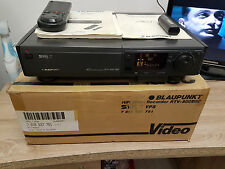 7 Head S-VHS Recorder Blaupunkt RTV-950EGC with Remote Control/BDA/