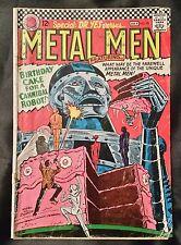 METAL MEN NO. 20 - DC COMICS - JULY 1966