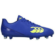 Canterbury SPEED Club Hombre Botas De Rugby UK 7.5 US 8.5 EUR 41.5 ref.204 +