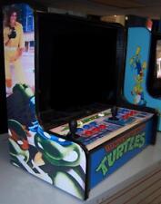 BarTop Jamma Cabinet Multiple Game Arcade! TNMT, Simpsons, X-Men, Mario, Neo Geo