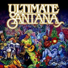 Ultimate Santana [ Santana ] CD Audio, Compilation Album, All Hits in One Album