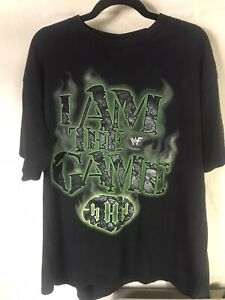 WWF Vintage Triple H 2000s Shirt