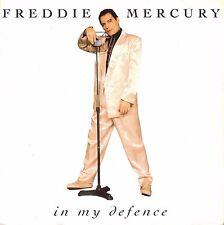 """7"""" Freddie Mercury (QUEEN) - In My Defence // UK 1992"""
