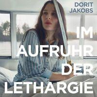 DORIT JAKOBS - IM AUFRUHR DER LETHARGIE   VINYL LP NEU