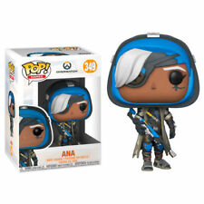 Overwatch Pop Games Vinyl Figure Ana 9 cm Funko Mini Figures