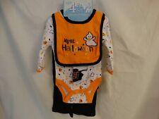 Baby Gear 4 Pc My 1st Halloween Set Boys 3-6 6-9 Months Nwt Orig $26
