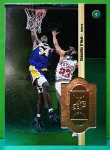 Shaquille O'Neal regular card 1998-99 Upper Deck SPX Finite #83